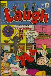 (Archie Series Comic #233) August 1970 (#233) Veronica Lodge Books