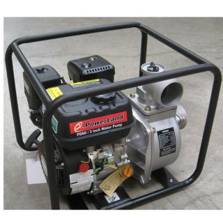 HP 3 inch Gas Powered Water Pump