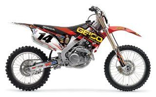 Kit Honda CRF 450 2007 2008 61020 012 254 :  : Automotive