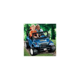 Fisher Price Power Wheels Jeep Wrangler