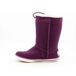 Bearpaw Manhattan Girls Purple Winter Boots (Size 13)