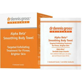 Dr. Dennis Gross Skincare Alpha Beta Smoothing Body Towel (8 Textured