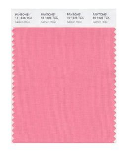 PANTONE SMART 15 1626X Color Swatch Card, Salmon Rose
