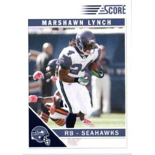 2011 Score #261 Marshawn Lynch   Seattle Seahawks