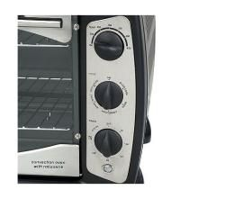 Cooks Essentials K29965 0.9 cubic foot Heavy duty Convection Oven