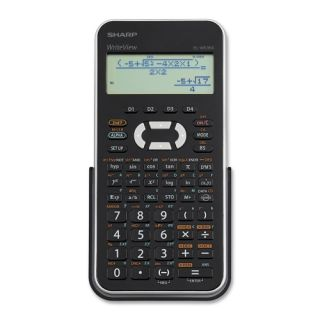 Sharp EL W535XBSL Scientific Calculator