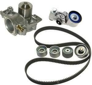 Gates TCKWP277A Engine Timing Belt Kit with Water Pump