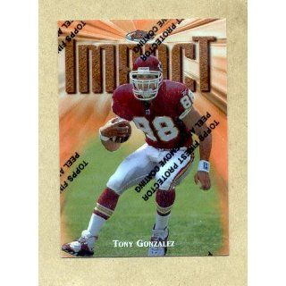1997 Finest #269 Tony Gonzalez (RC   Rookie Card
