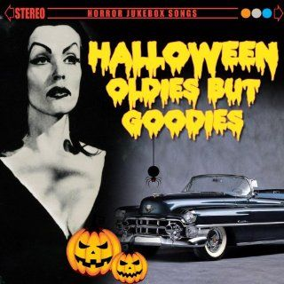 Halloween Oldies But Goodies Various Artists MP3