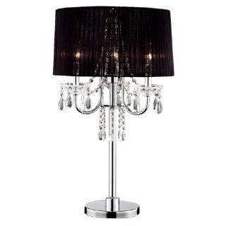 OK 5111t 275 Inch Crystal Drop Table Lamp
