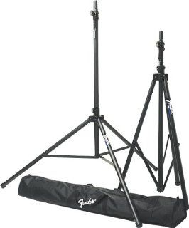 Fender ST 275 Tripod Speaker Stands: Musical Instruments