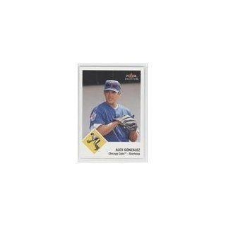 Scott Gonzalez, Chicago Cubs (Baseball Card) 2003 Fleer Tradition #287