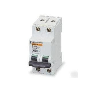 277 Vac, 24135 DIN Rail (35mm) Merlin Gerin Telemecanique