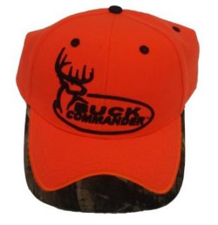 Buck Commander Hunter Orange and Camo Whitetail Deer