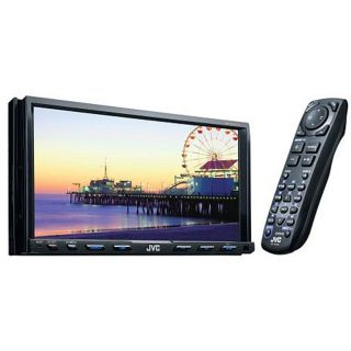 JVC KW ADV790 Double DIN 7 inch DVD/ MP3/ CD Player
