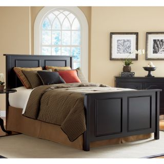 Granger Solid Wood Queen Bed