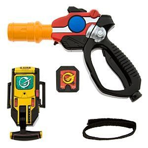 Disney Power Rangers RPM Rev Morpher & Nitro Blaster Set