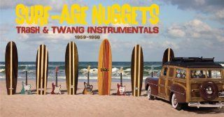Surf Age Nuggets Various Artists Music