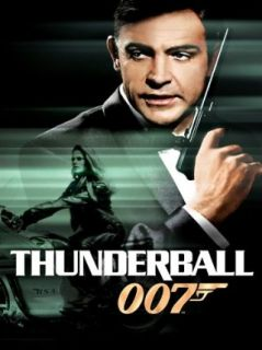 Thunderball Sean Connery (James Bond), Adolfo Celi (Largo
