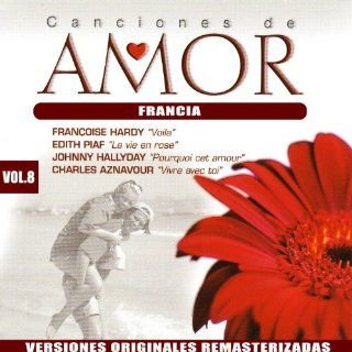 Canciones De Amor Vol. 8 Francia Various artists MP3