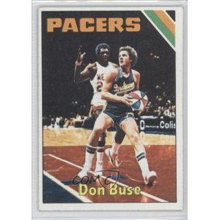 Buse Indiana Pacers (Basketball Card) 1975 76 Topps #299 Collectibles