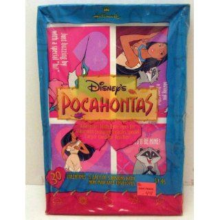 Hallmark TV 301 Disneys Pocahontas Valentines Everything