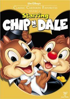 Classic Cartoon Favorites, Vol. 4   Starring Chip n Dale