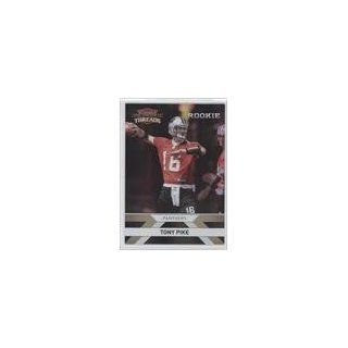 (Football Card) 2010 Panini Threads Gold Holofoil #292 Collectibles