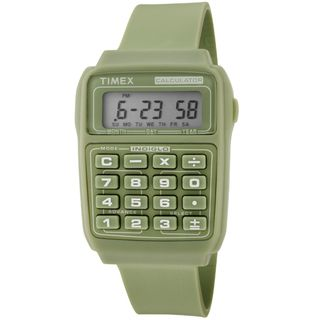 Timex Mens Calculator Watch