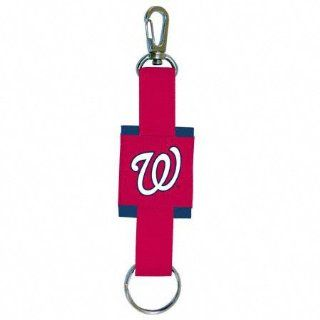 Washington Nationals MLB Logo Key Chain Sports & Outdoors