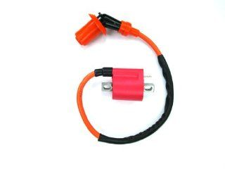1984 Honda ATC 200es ATC 200es Big Red Ignition Coil & Spark Plug Wire