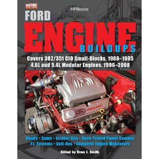 Ford Engine Buildups HP1531 Covers 302/351 CID Small