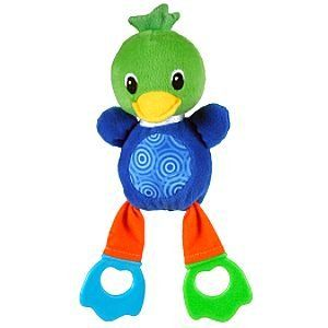 Disney Baby Einstein Teethe & Tug Pals Duck Toys & Games