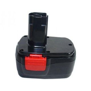 Ni Cd, Replacement Power Tools Battery for Craftsman 315.115400, 315