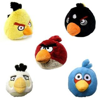 Angry Bird Plush Toy with Sound