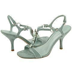 Nine West Mimiday Light Blue Suede