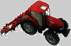 Ertl Case International Harvester Mxu135 Tractor 132