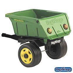 Trailer for Peg Perego John Deere Tractor Toys & Games