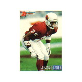 1993 Bowman #322 Lorenzo Lynch Collectibles