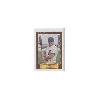 Villanueva (Baseball Card) 1990 Iowa Cubs ProCards #322 Collectibles