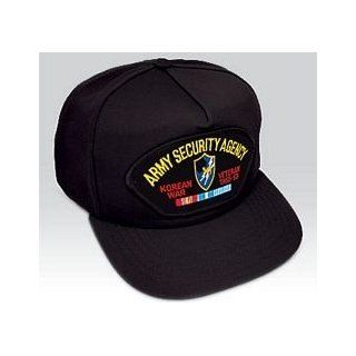 US Army Security Agency Korea Veteran Ball Cap Everything