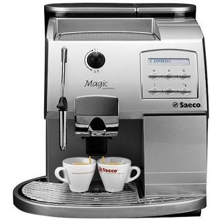 Saeco Magic Comfort Plus Espresso Coffee Machine (Refurbished
