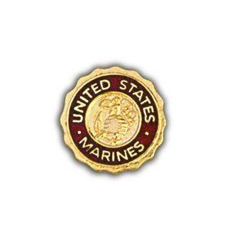 US Marine Corps Lapel Pin Everything Else
