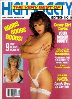 HIGH SOCIETY THE VERY BEST OF #16 PORSCHE LYNN, NINA HARTLEY, ANGEL