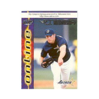 1998 Pacific Online #330 C.J. Nitkowski Collectibles