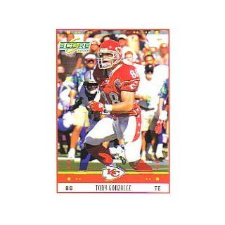 2005 Score Glossy #323 Tony Gonzalez Collectibles