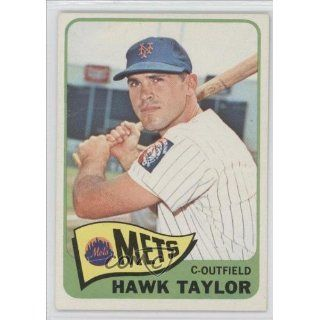Taylor, New York Mets (Baseball Card) 1965 Topps #329 Collectibles