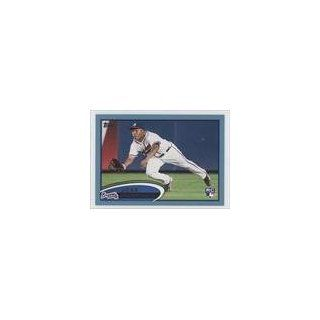 Atlanta Braves (Baseball Card) 2012 Topps Wal Mart Blue Border #338