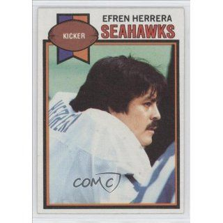 Herrera Seattle Seahawks (Football Card) 1979 Topps #330 Collectibles