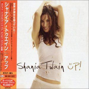 Up: Shania Twain: Music